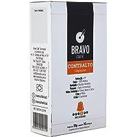 Cápsulas de Café Contralto Bravo, Compatível com Nespresso, Contém 10 Cápsulas