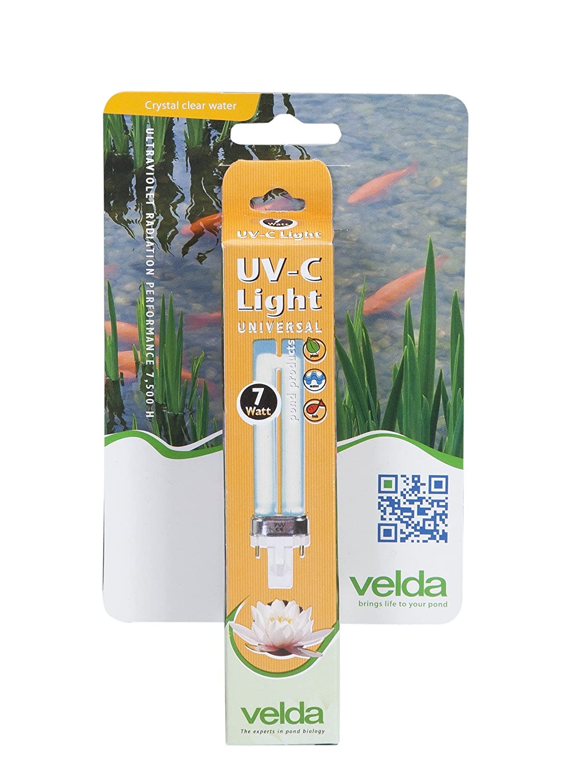 VELDA 126610 - lampe de rechange UV-C PL 7 watts
