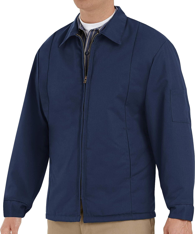 Minimal Navy Clean Line Jacket