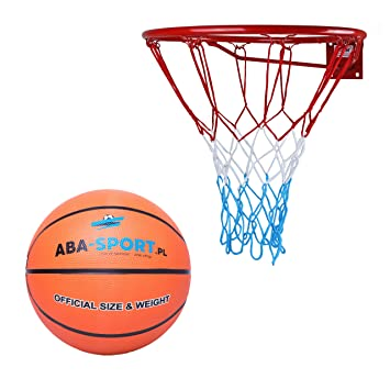 Kimet Baloncesto Cesta con Pelota Outdoor   Canasta de Baloncesto ...