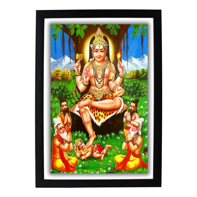Buy Shree Ganesh Enterprise Gifting Solutions Digital Printed God