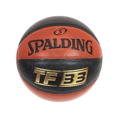 Spalding Ball TF33 In/out 74-490Z - Pelota de Baloncesto (Interior ...