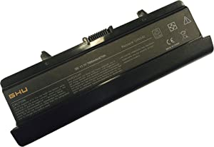 New GHU Battery GP952 87Wh Compatible with Dell Inspiron 1525 1526 1545 1546 PP29L PP41L PN XR693 X284G RU586 RN873 GW240 M911G fit Part# 312-0844 C601H HP297 K450N GW252