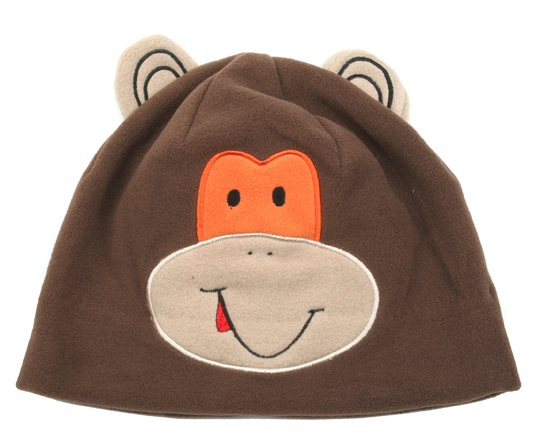 535ab628493 Jiglz Childs Character Soft Fleece Ski Hat C67  Amazon.co.uk  Clothing