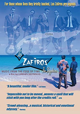 Amazon com: Los Zafiros - Music From The Edge Of Time: Los Zafiros
