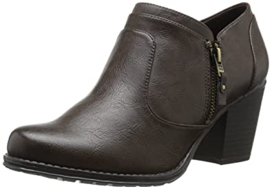 Womens Boots Naturalizer Trust Black Smooth