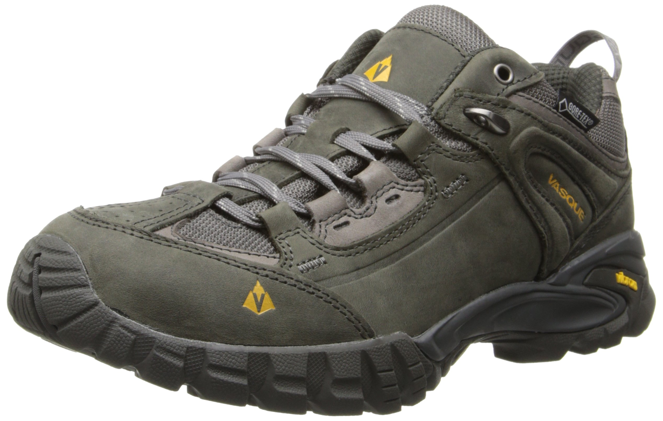 Vasque Men's Mantra 2.0 Gore-Tex Hiking Boot, Beluga/Old Gold,9.5 W US