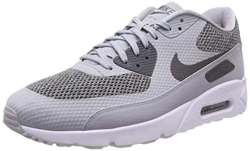 cd47cc4546 Nike Men's Air Max 90 Ultra 2.0 Essential Training Shoes, Multicolour (Wolf  Dark Grey