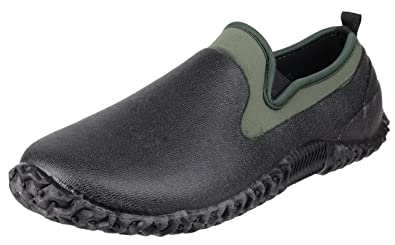 Cotswold Backdoor Garden Shoe Mens Wellingtons Garden Shoes Rubber