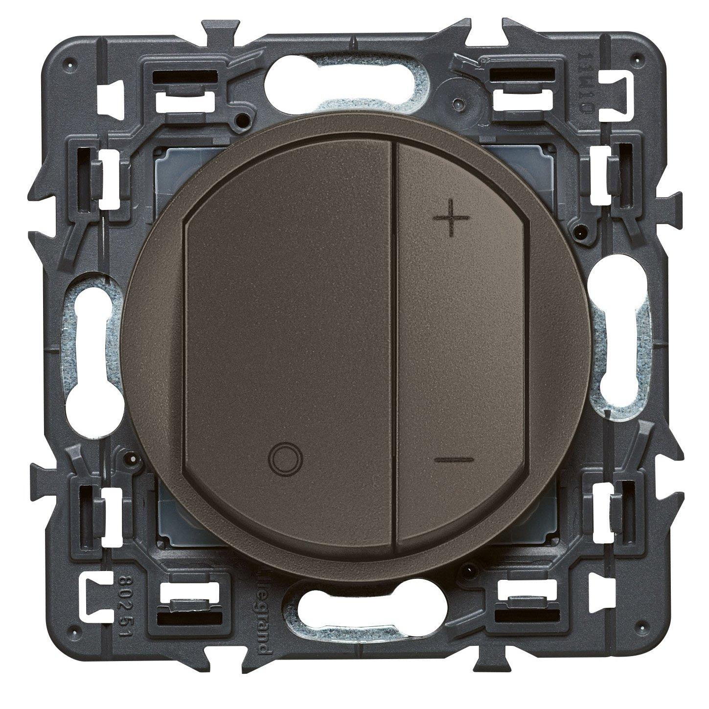 Legrand LEG99907 Céliane - Ecovariador (con embellecedor color titanio): Amazon.es: Bricolaje y herramientas