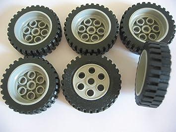 1x LEGO Technic INGRANAGGIO Alt-GRIGIO CHIARO 36 denti z36 Ruota Technic 10076 8558 32498