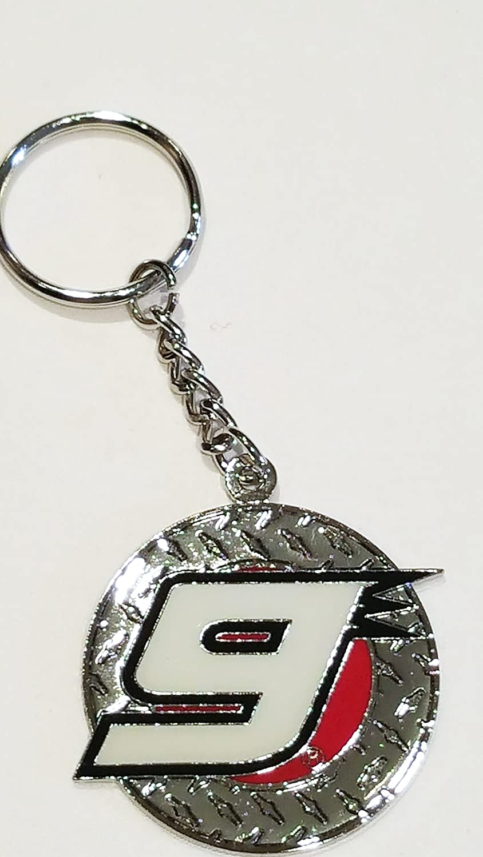 Winners Circle NASCAR Metal Keychain