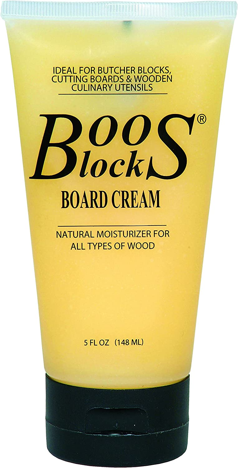 John Boos Block BWCB Butcher Block Board Cream, 5 Ounce