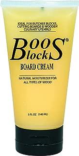 product image for John Boos Block BWCB Butcher Block Board Cream, 5 Ounce