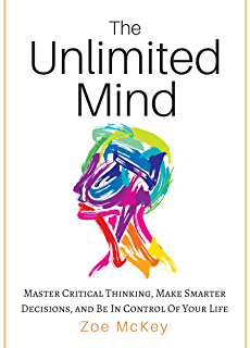 Amazon the misguided mind correct everyday thinking errors be the unlimited mind master critical thinking make smarter decisions and be in control fandeluxe Gallery