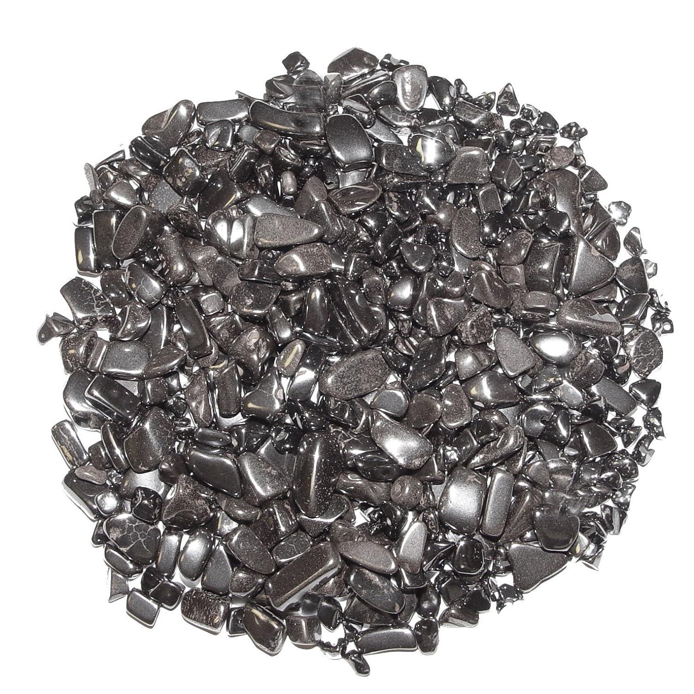 Mini 0,2 kg Größe 3-7 mm Rosenquarz Chips 200 g Trommelsteine