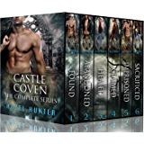 Castle Coven Box Set (Books 1 - 6): An MMF Paranormal Romance Series