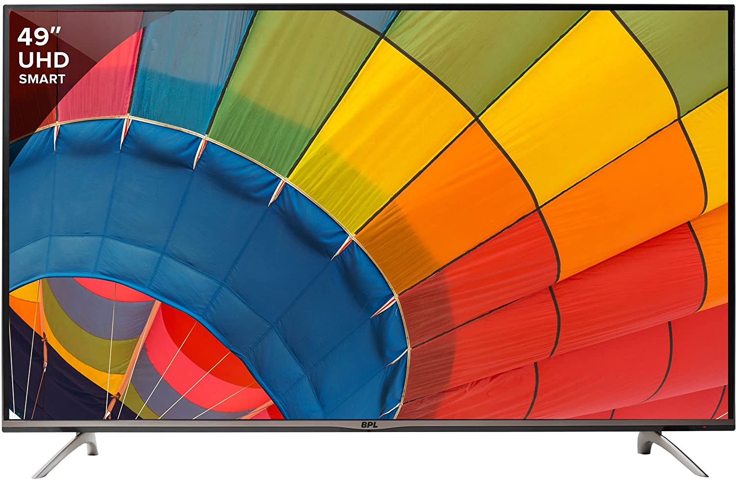 Best 50 inch 4k TVs in India under 50,000 - BPL Steller BPL123E36S4C 4K Ultra HD LED Smart TV