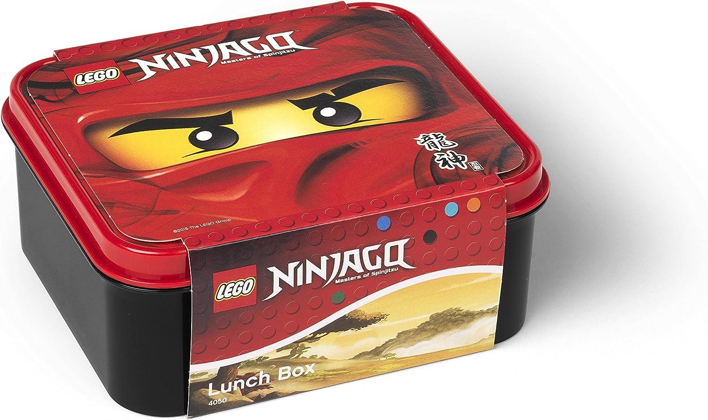 45x35x25 cm Lavanda LEGO 4050 Portavivande Friends Viola Polipropilene Contenitore per Alimenti