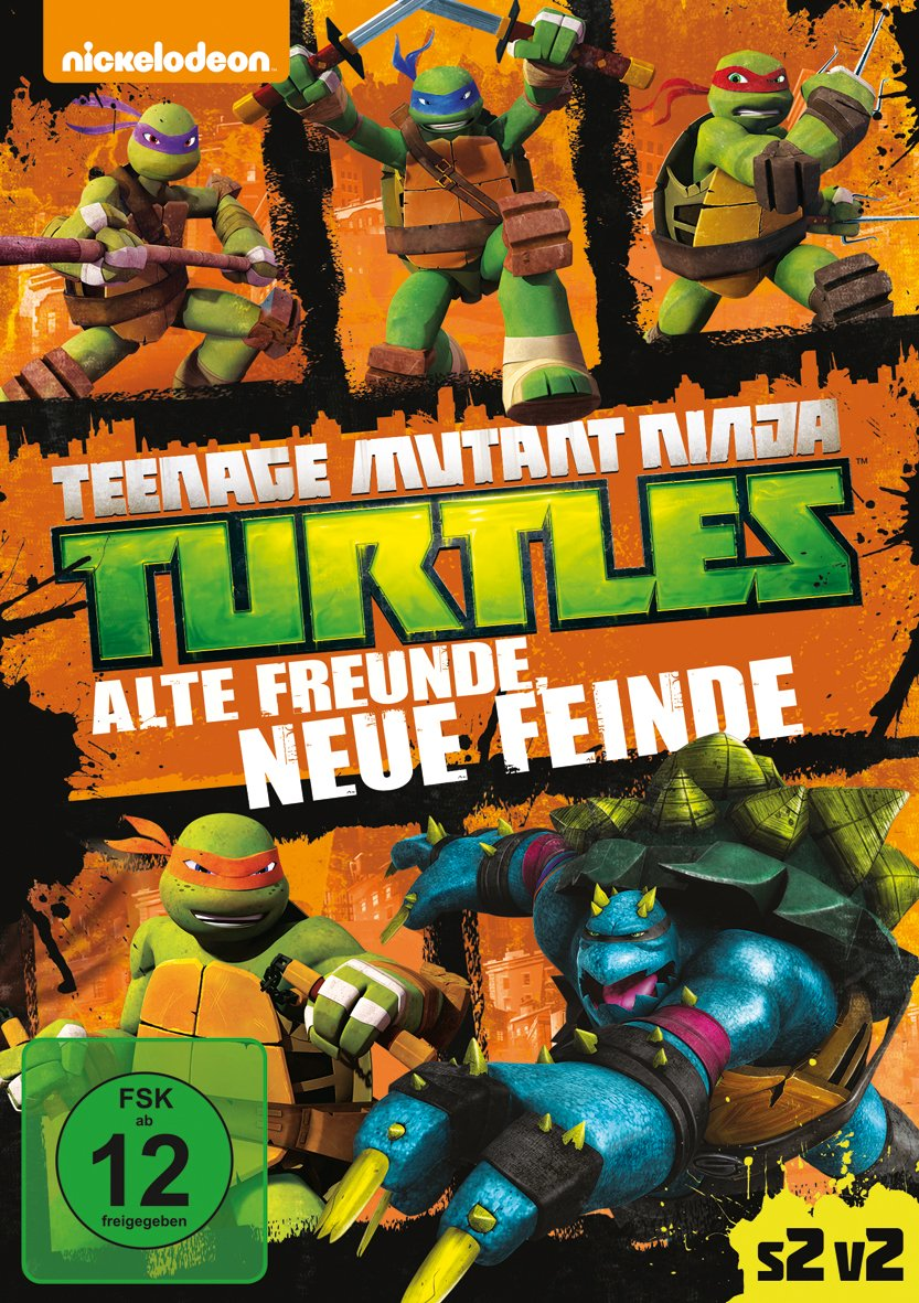 Amazon.com: Teenage Mutant Ninja Turtles - Alte Freunde ...