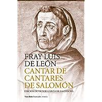 Cantar de cantares de Salomón: Edición de Víctor