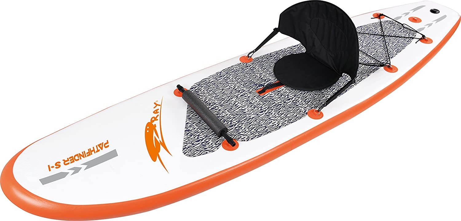 JILONG Pathfinder Sup SI300, Stand Up Paddleboard: Amazon.es: Deportes y aire libre