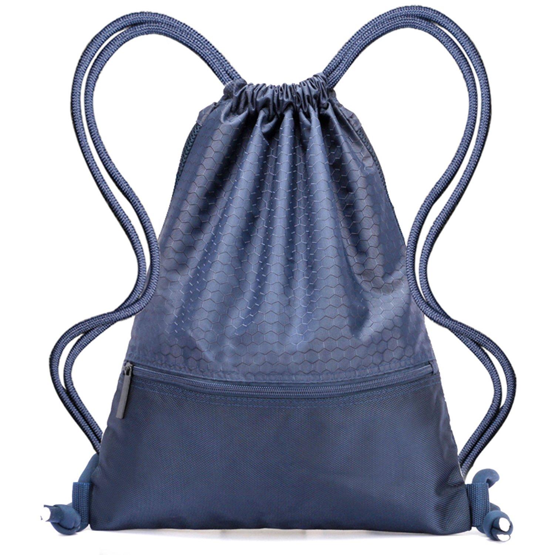 Drawstring Bag Waterproof Sport Foldable Sack Drawstring Backpack Hovinso 10454213