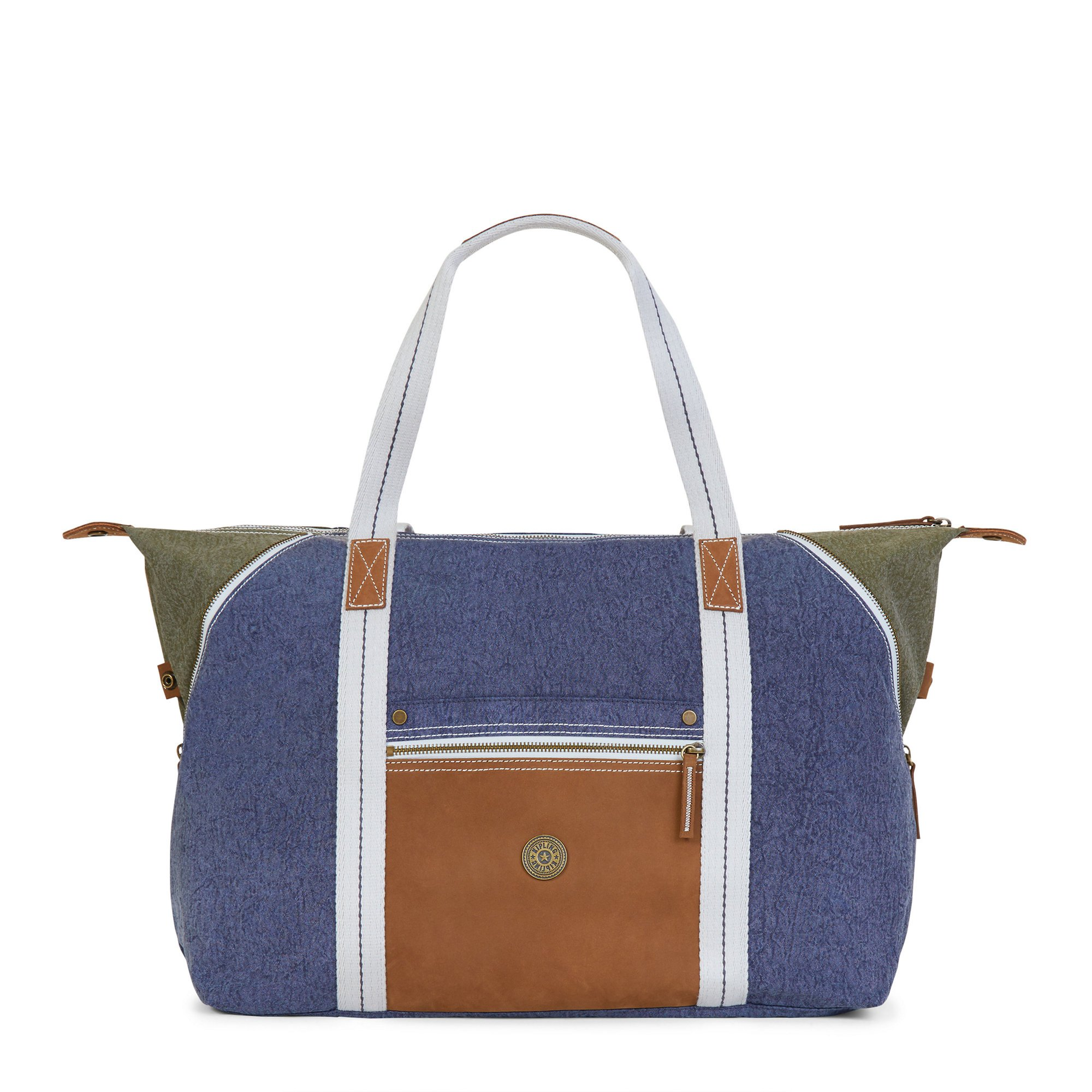 Kipling Women's Art M Tote Bag One Size Aged Block
