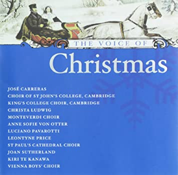 Voice of Christmas - The Voices of Christmas - Amazon.com Music