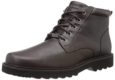 Rockport Men's Bold Moves Chukka Boot-Chocolate-10 W
