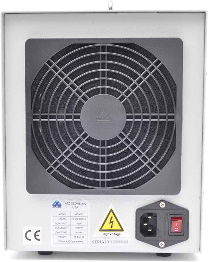 A2Z – mp-8000 Multi Propósito de ozono generador de ozono 220 V ...