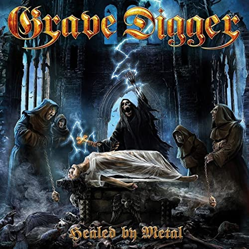 Grave Digger - Healed By Metal (Digipack)