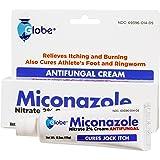 Miconazole Nitrate 2 % Antifungal Cream - 1 Oz