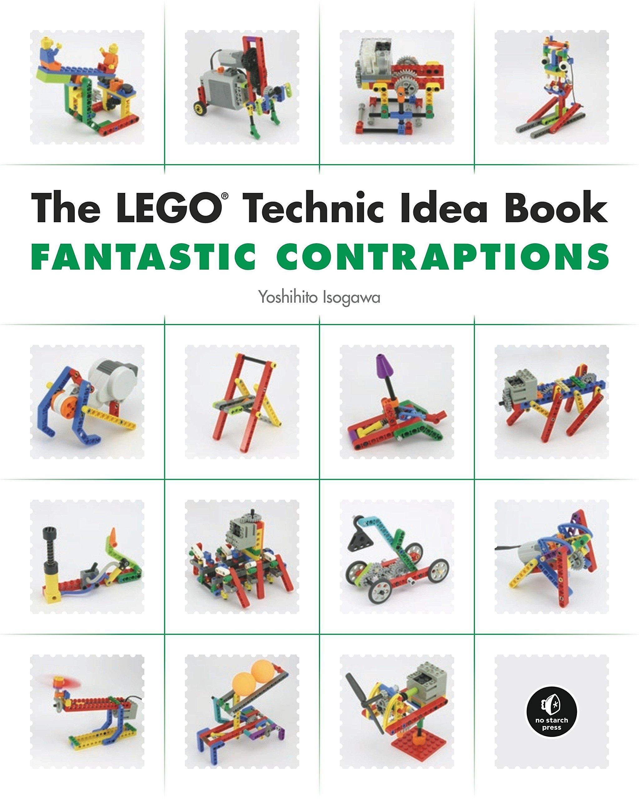 The LEGO Technic Idea Book: Fantastic Contraptions PDF