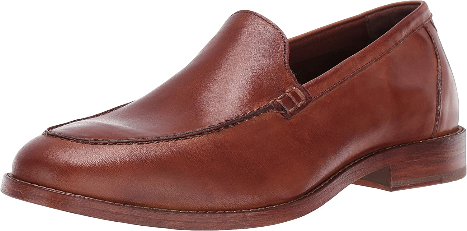 Mens Retro Shoes | Vintage Shoes & Boots Cole Haan Mens Feathercraft Grand Venetian Loafer $79.97 AT vintagedancer.com
