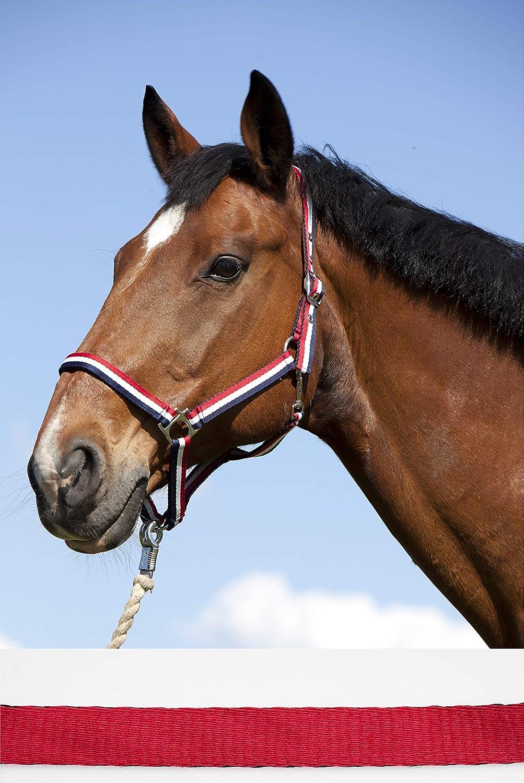 Horse&Passion Nylon Soft Cabezada de Cuadra