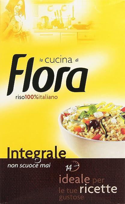 18 opinioni per Flora Riso, Integrale- 1000 gr