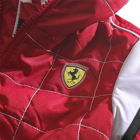 Amazon.com: Ferrari F1 driver overol bebé traje Mone size-3 ...