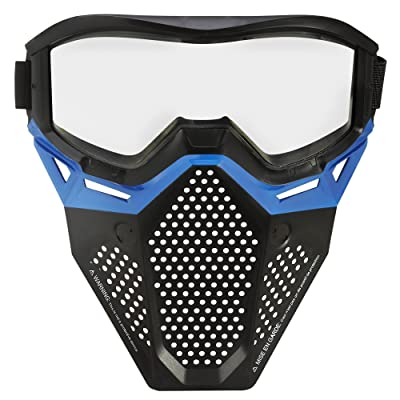 Nerf Rival Face Mask (Blue): Toys & Games