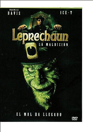 Leprechaun, La maldición [DVD]: Amazon.es: Warwick Davis ...