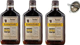 product image for Bourbon Barrel Kentuckyaki, 375 ml (3 Pack) (3 Pack)