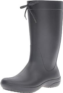 ae57fb11b4f6d6 Crocs Men Allcast Rain Wellington Boots  Amazon.co.uk  Shoes   Bags