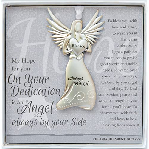 Baptism Ornament Cross Ornament Girl Baptism Ornament Girl: Christening Gifts From Godmother: Amazon.com