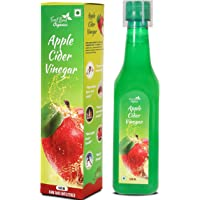 FirstBud Organics Raw Apple Cider Vinegar - 500ml l Raw, Unfiltered & UnPasteurized