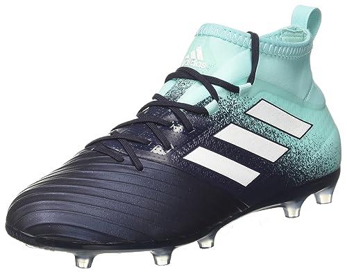 Adidas Ace 17.2 FG, Botas de Fútbol para Hombre, Varios Colores (Aquene/Ftwbla/Tinley), 46 2/3 EU