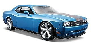 Maisto Special Edition Metallic Blue 2008 Dodge Challenger SRT8 Diecast Vehicle (1:24 Scale) Maisto - Domestic 31280-60870063