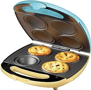 Nostalgia Electrics Pie-400 4-Pie Electric Pie Bakery