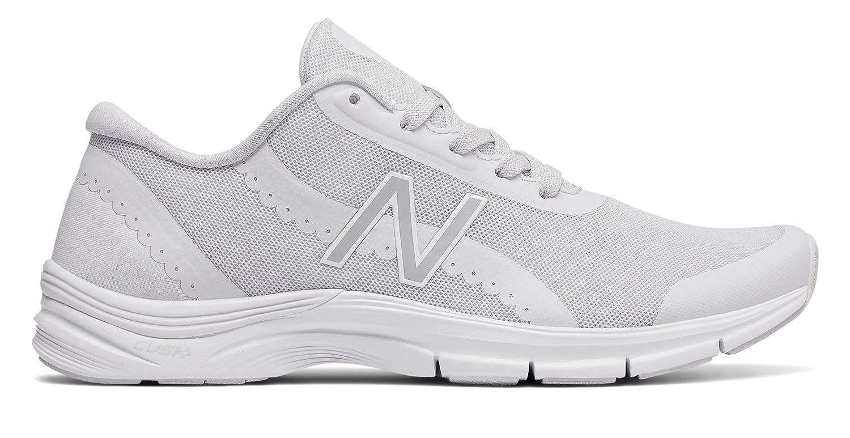 (ニューバランス) New Balance 靴シューズ レディーストレーニング 711v3 Mesh Trainer Arctic Fox with White ホワイト US 6 (23cm)   B07C1G7L5B
