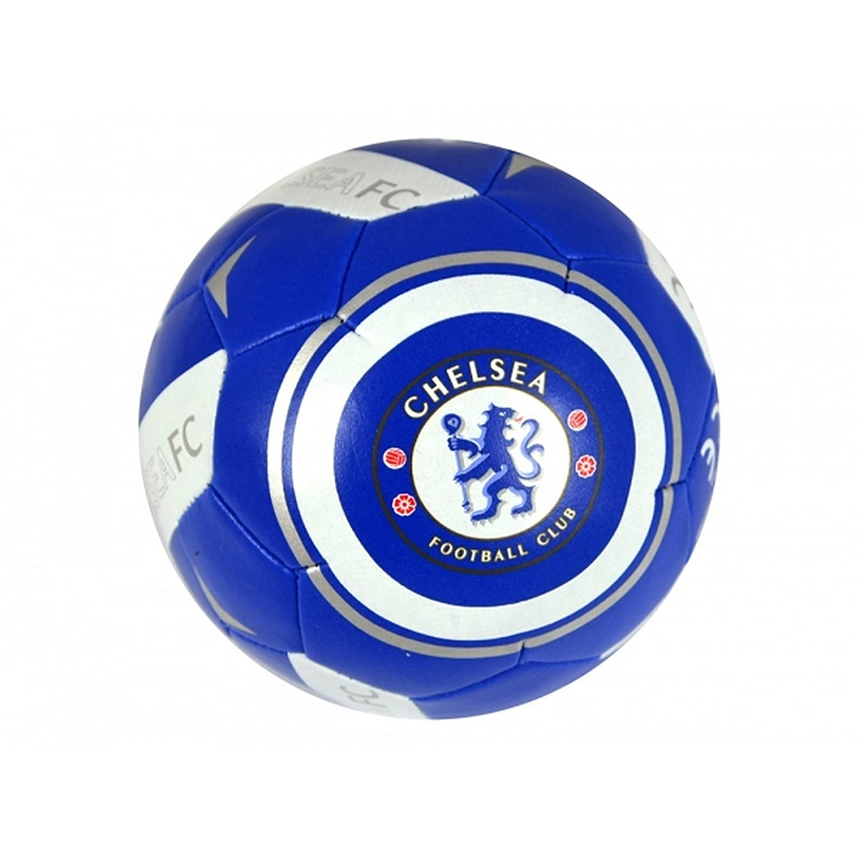 Chelsea FC - Balón mini blando oficial (Mini/Azul/Blanco): Amazon ...