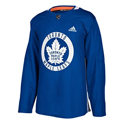 7c490182420 adidas Toronto Maple Leafs NHL Men s Climalite Authentic Practice Jersey ...